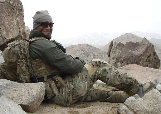 Sergeant Blaine Diddams
