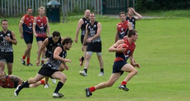 Lions, Demons heating up in AFL London finals