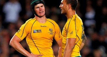 Will Genia favours Berrick Barnes to stay at Wallabies pivot