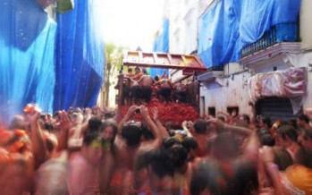 Stoke Travel wants YOU for La Tomatina!