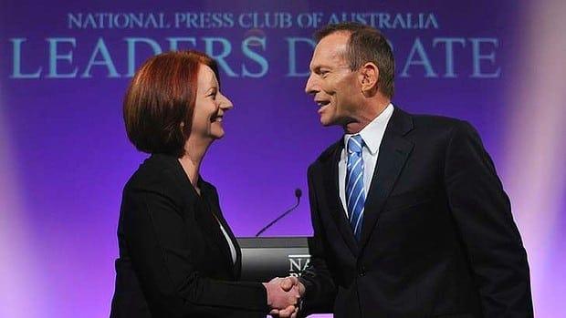 Gillard v Abbott