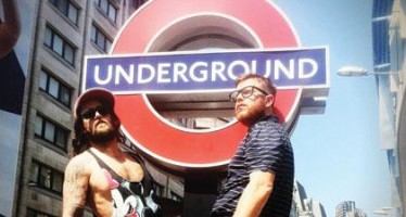 Bondi Hipsters do London, brah