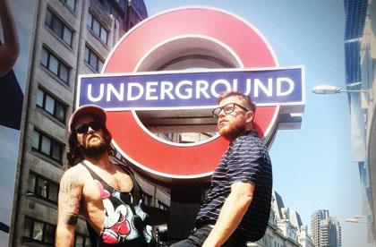 hipsters underground