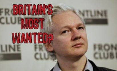 Julian Assange to speak in London after granted Ecuador asylum