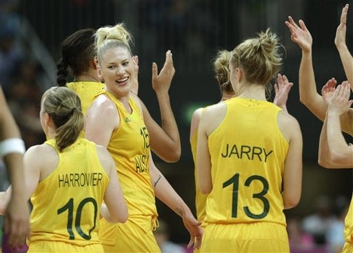 Time for Gold: Australia's Women's Basketball aiming high
