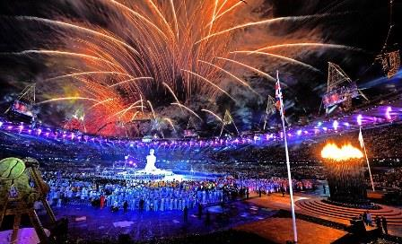 Biggest Paralympic Games opens in London