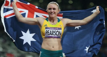 Sally Pearson and Anna Meares double Australia's Olympic golds
