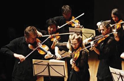 Australian Chamber Orchestra muscles in on London