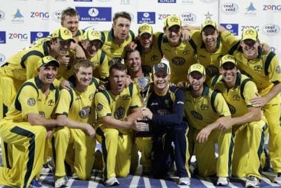 AUS CRICKET