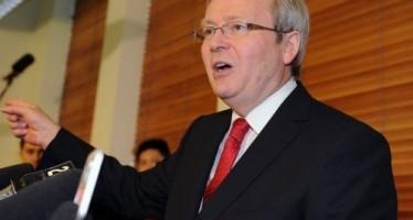Gillard hangs on with Kevin Rudd's ideas: Aussie Liberals