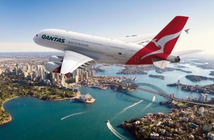 Moving back to Australia Qantas