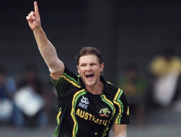 Watson inspires early Aussie T20 World Cup victory over Ireland