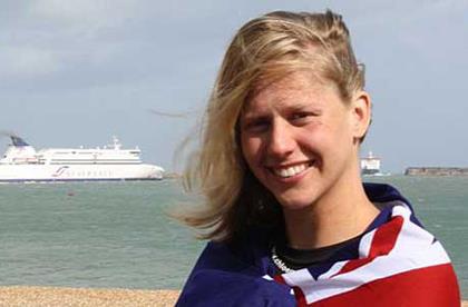 chloe mccardel swimmer