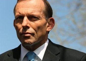 Tony Abbott support for Alan Jones