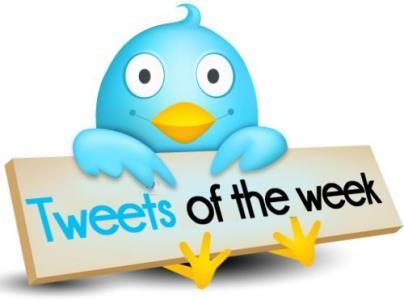 Tweets-of-the-week