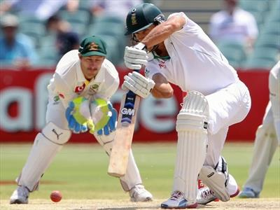 SA v Aust Second Test