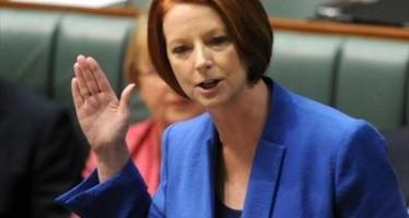 "Liberals must end ""smear and sleaze"": Gillard"