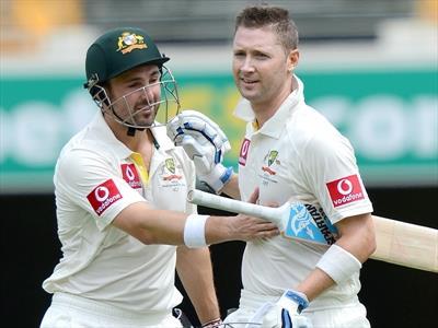 Clarke cricket