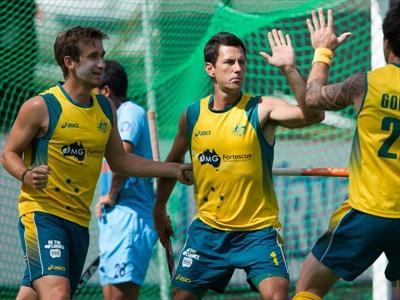 Australia win hockey Champions Trophy 2012
