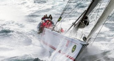 Wild Oats sails into history books in Sydney to Hobart finish