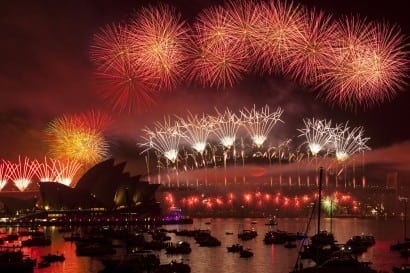 NEW YEARS EVE CELEBRATIONS SYDNEY