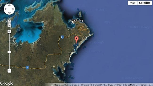Google maps port bradshaw