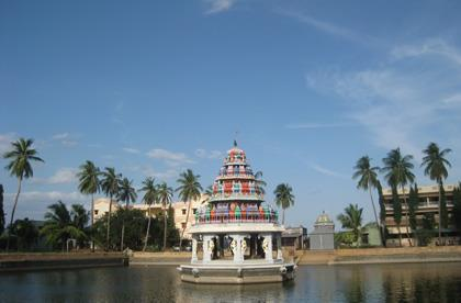 Cettinad Temple