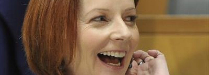Year in Review: Tenacious Gillard this year's biggest story