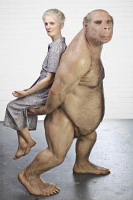 The Carrier, Patricia Piccinini