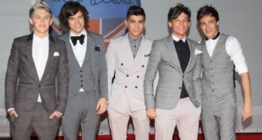 One Direction tops Australia's Facebook mentions list in 2012