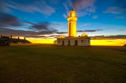Sydney's Macquarie Lighthouse
