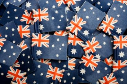 Australia-Day-Flags