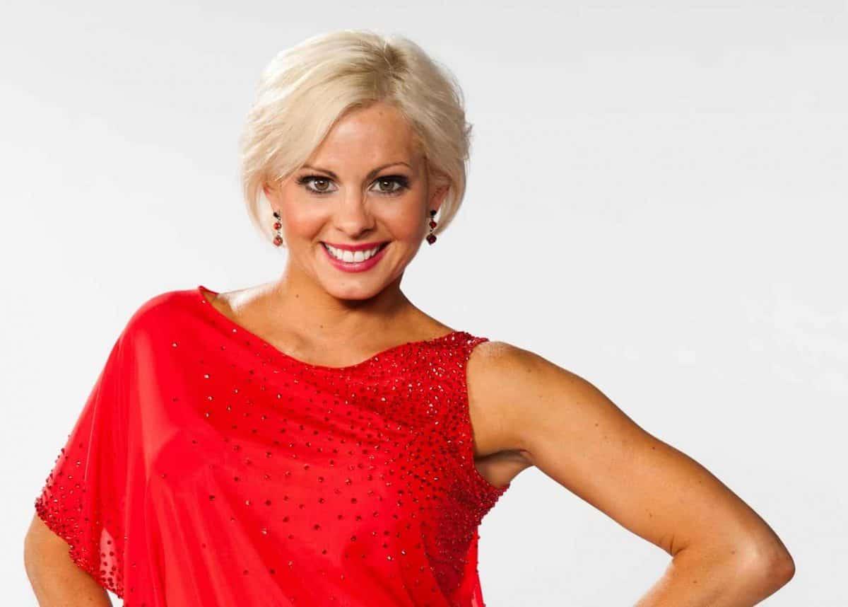Dancing with stars Melanie Hooper