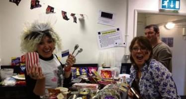 AUSSIE AUSSIE AUSSIE: London celebrates Australia Day