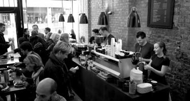 Coffee Cult visits: Kaffeine in Fitzrovia