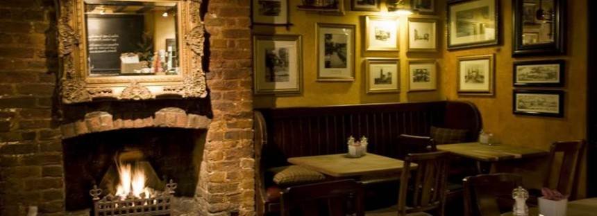 A pint with a past: Top five historical London pubs