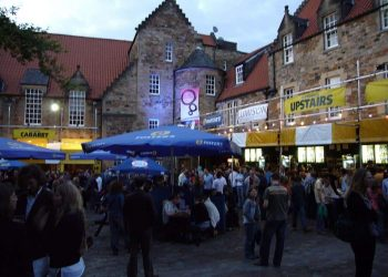 Edinburgh Fringe Festival - Pleasance Courtyard