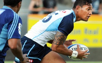 Convert Israel Folau prepares for Sat's Super Rugby debut