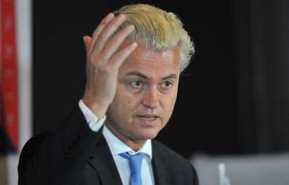 Geert Wilders hacking ABC
