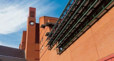 The British Library; Look but don't borrow