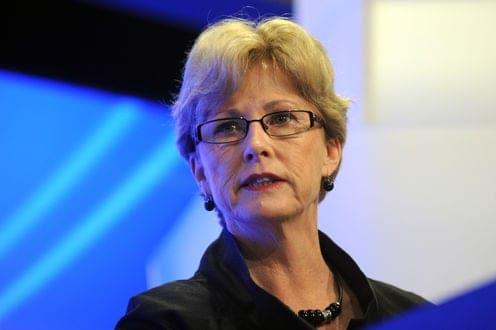 Christine Milne greens leader