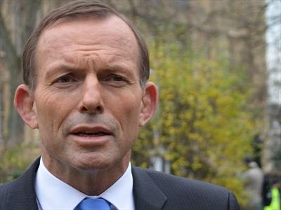 Tony Abbot - same-sex law Australia