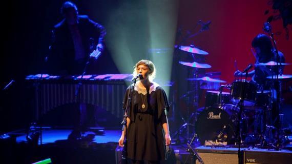 Sarah Blasko at Opera House
