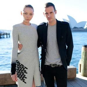 Dion Lee International Woolmark Prize garmet