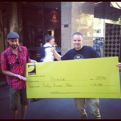 Australian Music Prize – Hermitude