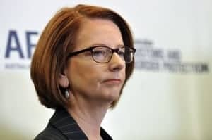 JULIA GILLARD ANTI GANG