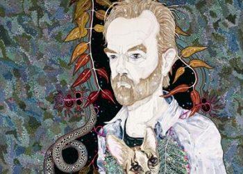 Barton Archibald portrait of Hugo Weaving
