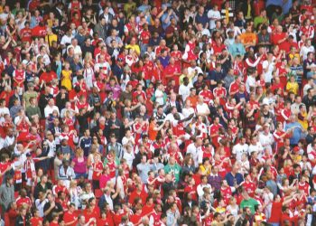 Arsenal supporters