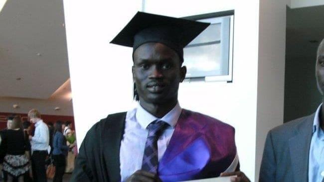 manyang-maker-tulba graduating Edith Cowell
