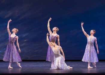 Artists of The Royal Ballet in 24 Preludes